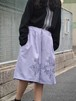 Quatorze lily short pants purple