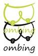 bombing logo (A) イエロー ( Tシャツ )