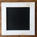 12inchフレーム ホワイト+黒板