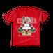 <レッドTシャツ 両面>かがみーちゃん餅