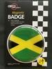 14番 ゴーバッジ FLAG JAMAICA