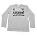 コランドロング Tシャツ グレー