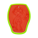 人型装飾付有孔鍔付土器 0417