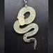 白蛇ネックレス #1