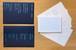 『七等星』刺繍の詩集 オリジナルポストカード+ブックセット