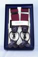 AtelierF&B Suspender -Purple アトリエF&B サスペンダー