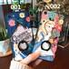 アリス・イン・ワンダーランド オリジナル iphone8カバー オシャレ 可愛い風ケース iPhone7ケース リングブラケット付き スタンド機能 アイフォン6プラスカバー 女子力満載