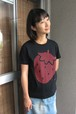 strawberry - いちご - 大人半袖Tシャツ 親子おそろいTシャツ