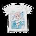 オリジナルレディースTシャツ【utakata】 / なちる