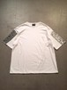 """5,CP1919 SLEEVE WIDE SILHOUETTE POCKET Tee """"WHITE"""""""