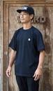 ドギ次郎ワッペンTシャツ 黒(送料込み)