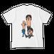 三人Tシャツ