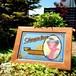 アメリカ オリンピアビール ヴィンテージ パブミラー★ OLYMPIA BEER 鏡看板【F-030-010】