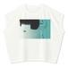 T-shirts / レディースルーズシルエットFACES 03 たなとす緑