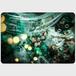 Kane Dennis × Atelier Lapinus コラボ MacBook Pro Retina 15インチ ステッカー タイムグリーン コーティングあり  りんごマークなし