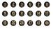 【1個限定】12/24限定缶バッジコンプリートセット