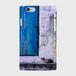 ラム島の街角風景 側表面印刷スマホケース iPhone6/6s ツヤ有り(コート)