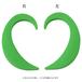 EARHOOK GREEN(緑)Mサイズ 片方のみ