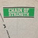 """CHAIN OF STRENGTH """"The One Thing..."""""""