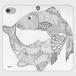手帳型(帯なし)(iPhone8/7):kazue.M_019「ミートゥンダ」