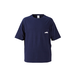 sumika / ロゴポケットTシャツ(ネイビー)