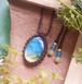 Healing Blue Labradorite Necklace