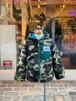 KIDS:OFFICIAL TEAM【オフィシャルチーム】BOA FLEECE JACKET(カモフラージュ/90〜140cm)ボアフリースジャケット