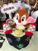 おむつケーキ/オムツケーキ/ANAP/アナップ/出産祝い/誕生祝い/お祝い/ディズニー/デール/おむつベビーカー/おむつバイク