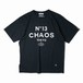 "ANRIVALED by UNRIVALED ""No.13 TEE"" BLACK"