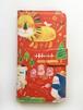iPhone6/6s手帳型ケース「ドキドキSunday」