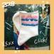 Graffiti Socks -LOVE KITCHEN-