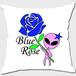 Blue Rose (クッション)