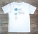 纏うもの03:CookieT White|クルーネックTシャツ|ユニセックス