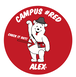 """""""CAMPUS """" C/#Red"""
