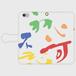 スマホケース「初心不可忘」 手帳型スマホケース iPhone6/6s
