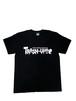 TRASH-UP!! Tシャツ ブラック