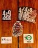 49ROCK☆4&9(YON NINE)ステッカー×コースター