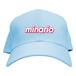 minario / SUMMER SEASON LOGO CAP LIGHT-BLUE