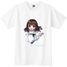【桜庭るり選べるアバターシリーズ】Recollectionるりちゃん スリムTシャツ【全40色!!】