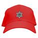ERICH / HEXAGRAM LOGO CAP RED