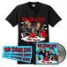 """FIELD of DREAMS"" CD + T-Shrits + Stickers"