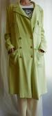 CHANEL Long Jacket -Apple Green-