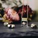 パイライトのプチネックレス(無料ギフトラッピング, 誕生日プレゼント, メッセージカード)
