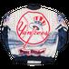"""""""Chalk Line N.Y. Yankees"""" Vintage Nylon Jacket Used"""