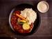 牛肉とえのき茸のハヤシライスソース