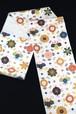 袋帯 西陣織 福寿菱文