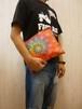 Bandana Remake Pouch/Clutch Bag (バンダナ リメイク ポーチ/クラッチバッグ)