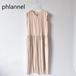Phlannel/フランネル・American Seailand Linen Low Waist Dress