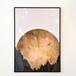 ポスター50cm×70cm /moon birds(フレーム付き)