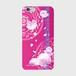 【iPhone6Plus/6sPlus】Peony Dream 芍薬の夢 フューシャピンク ツヤありハード型スマホケース